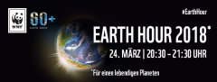 Earth Hour 2018
