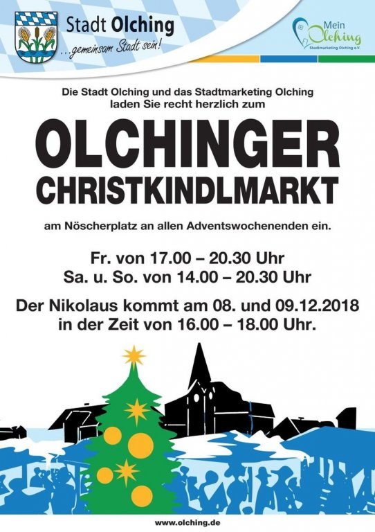 Olchinger Christkindlmarkt