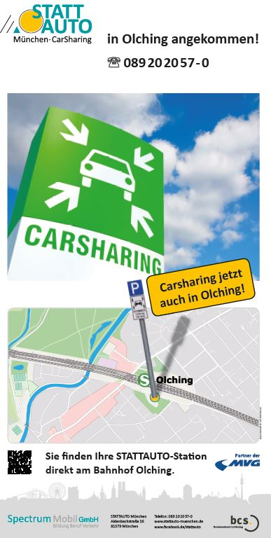 Car-Sharing Olching